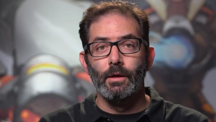 Jeff Kaplan Overwatch Blizzard Entertainment director