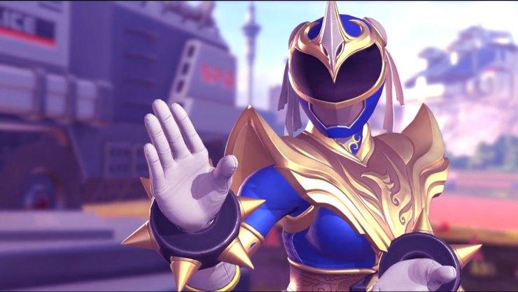 Power Rangers Battle for the Grid Street Fighter Ryu Chun-Li