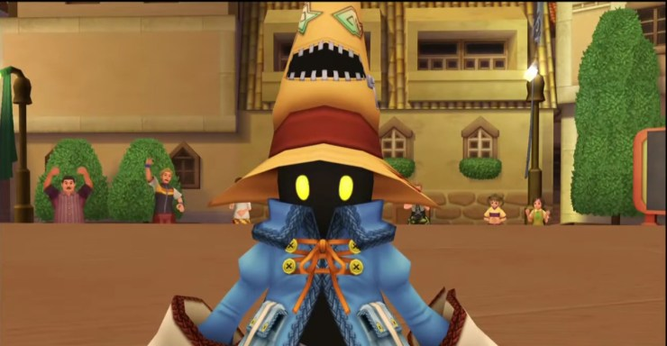 Personajes de Square Enix