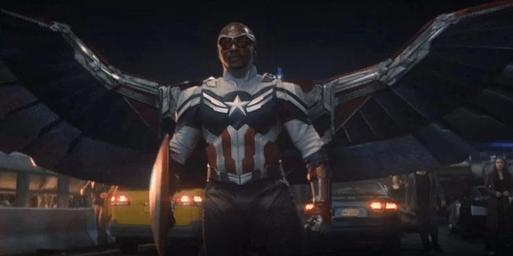Falcon y el Soldado del Invierno Episodio 6 Capitán América Sam crítica
