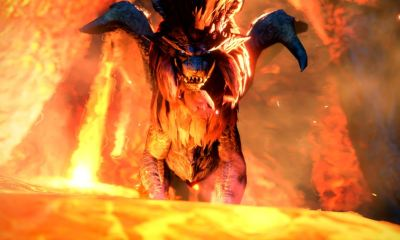 monster hunter rise versión actualización chameleos teostra kushala daora apex diablos rathalos rango 2.0