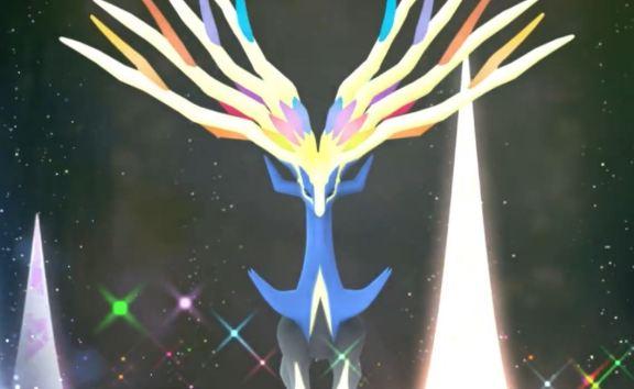 xerneas pokémon go leyendas luminalia x