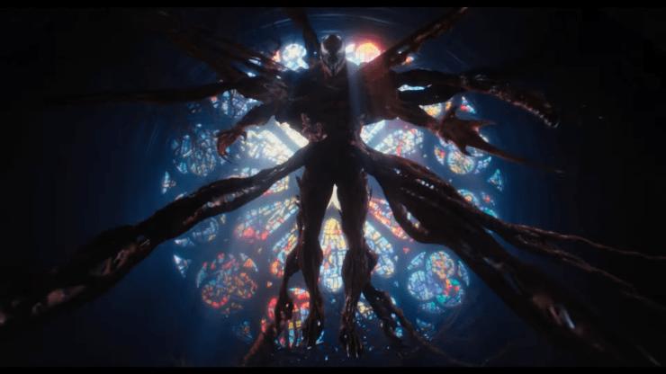 Venom: Carnage liberado tráiler fecha estreno colombia latinoamérica let there be