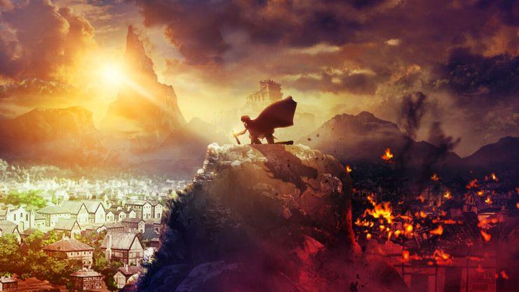 que podría presentar Capcom en e3 2021 Dragon's Dogma E3 2021