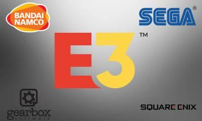 E3 expositores