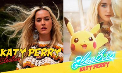 Electric Pokémon Katy Perry