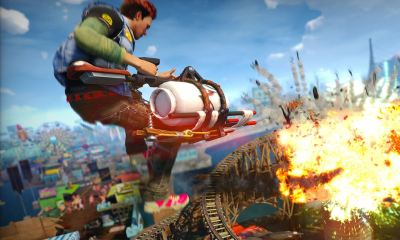 sunset overdrive ps4 ps5 playstation