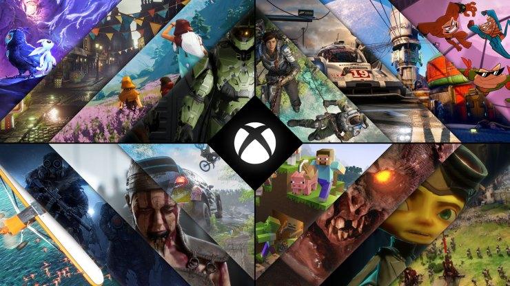 Xbox E3 2021 juegos