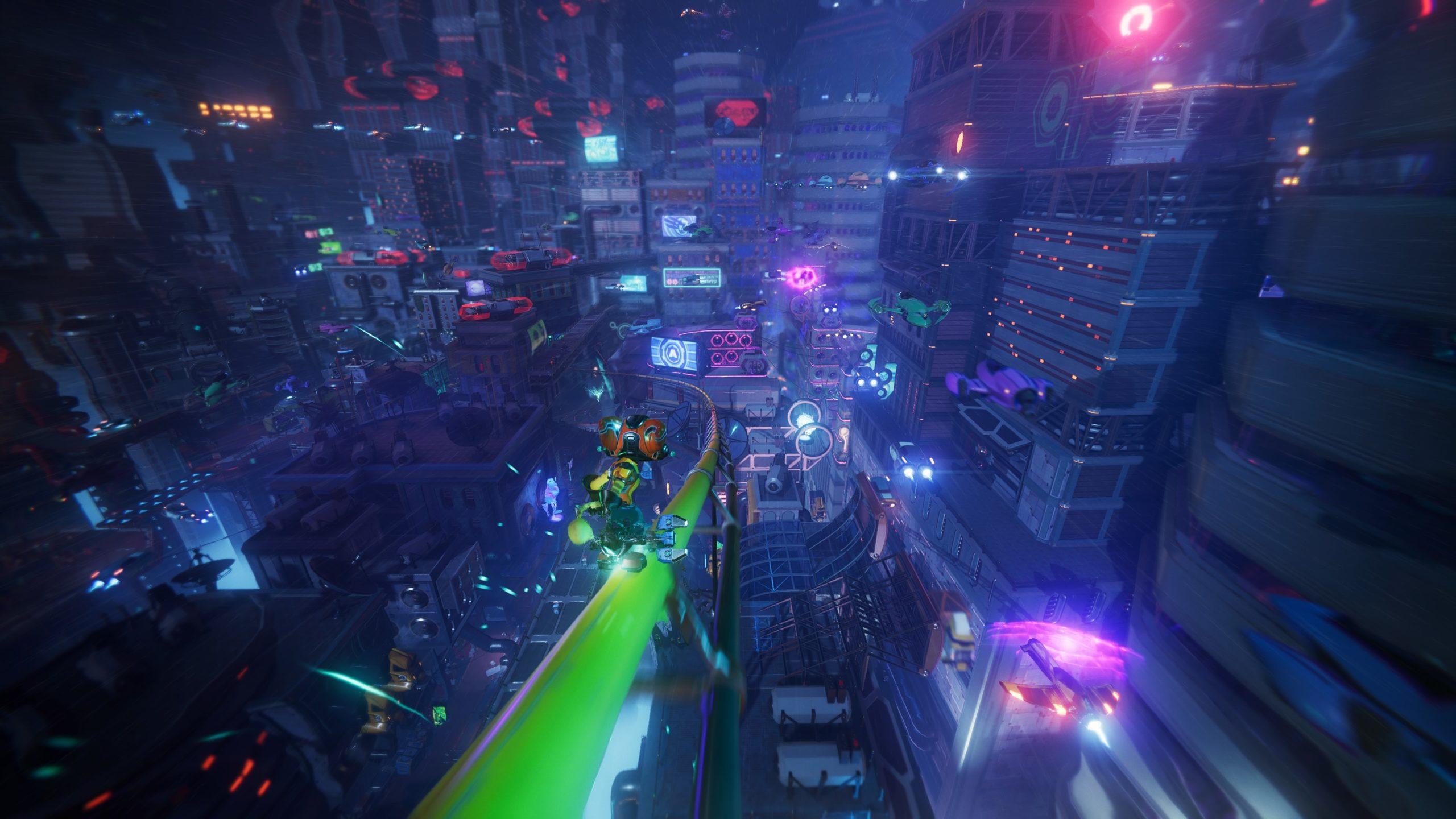 Ratchet  Clank Una dimensión aparte reseña review análisis crítica rift Apart PS5 PlayStation 5