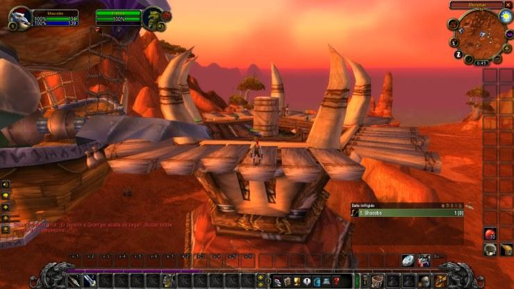 Wow Classic TBC World of Warcraft Classic The Burning Crusade guía subir de nivel leveo Terrallende.