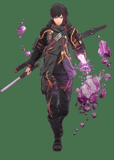 Scarlet Nexus lanzamiento anime