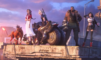 final fantasy vii remake FFVII pc epic games store alan wake remastered