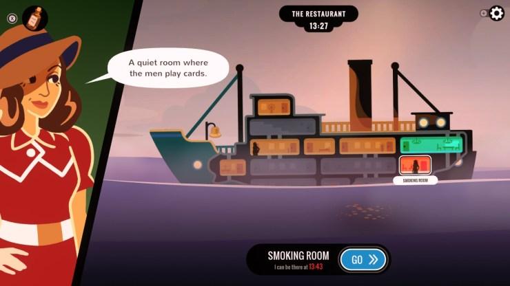 overboard! juego inkle reseña crítica análisis