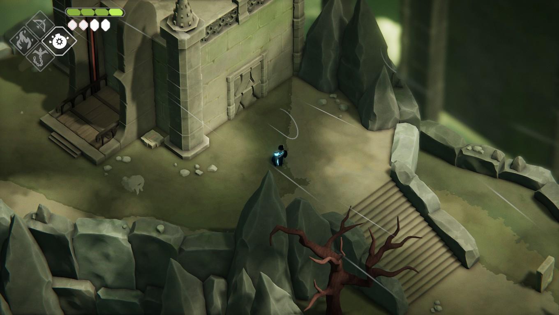 Indie on Focus Death's Door impresiones reseña review análisis crítica Devolver Digital