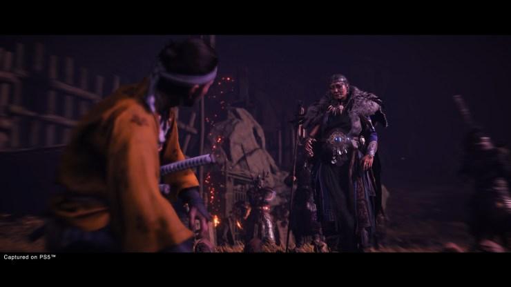 Ghost of Tsushima Director's Cut Isla Iki PS5 PlayStation 5 precio