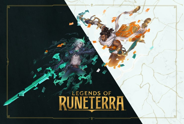 Centinelas de la Luz League of Legends LoL Valorant TeamFight Tactics TFT Runeterra Riot Games