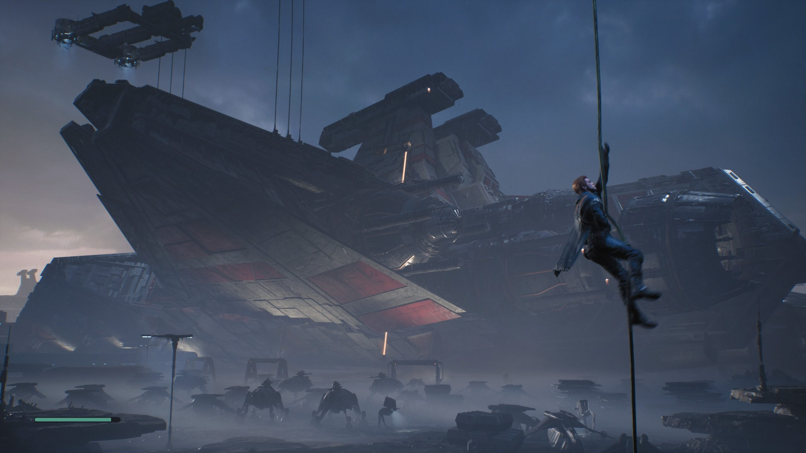 STAR WARS Jedi: La Orden caída Fallen Order PS5 PlayStation Reseña
