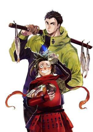 Shūmatsu Shuumatsu no Record Ragnarok manga autores Chiruran Shinsengumi Requiem Shin Gunjō Senki Takumi Fukui Shinya Umemura Chika Aji.