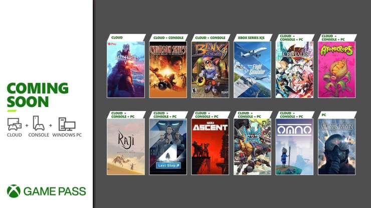 Xbox Game Pass: los juegos que llegan y se van a finales de julio (2021)