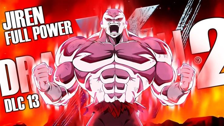 Dragon Ball Xenoverse 2 recibirá una nueva versión de Jiren full power poder máximo como DLC 13