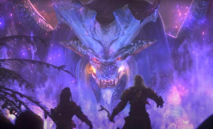 Traíler de Legends of the Guild, la película animada de Monster Hunter en Netflix, Leyendas del Gremio.