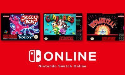 Conozcan Claymates, Jelly Boy y Bombuzal, juegos de Nintendo Switch Online en julio (2021)