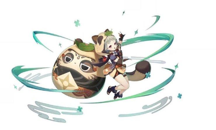 sayu Genshin Impact Inazuma, nuevos personajes y armas de la diosa inmutable y la utopía eterna 2.0 actualización