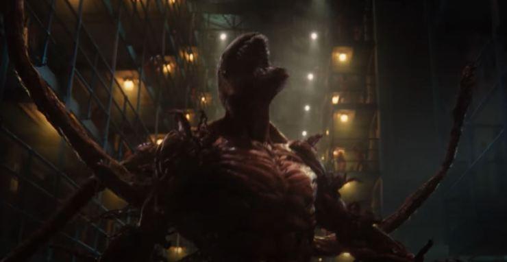 Nuevo tráiler de Venom: Carnage liberado muestra el combate entre simbiontes fecha latinoamérica colombia