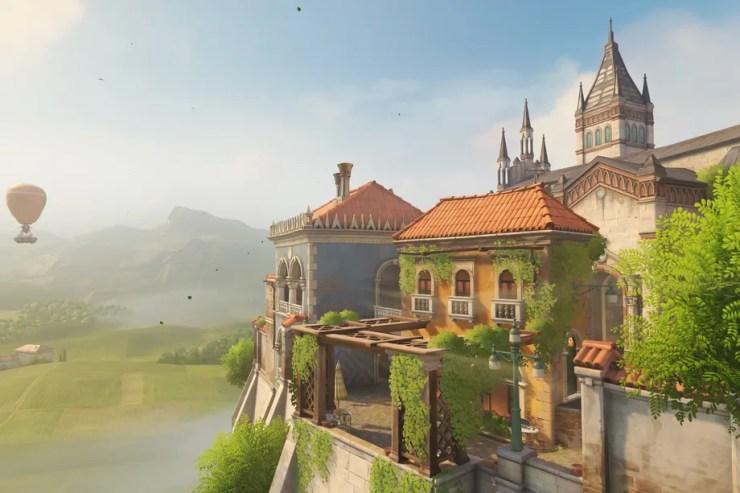Overwatch presenta su nuevo mapa italiano, Malevento, y cambiará el nombre de McCree