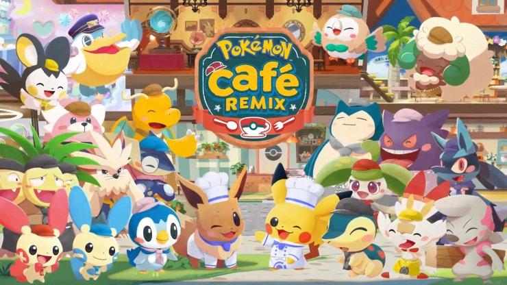 Todo lo anunciado en la presentación Pokémon Presents agosto 2021  Unite, Café Remix, Masters EX, Go,  Brillant Diamond, Shinning Pearl y Legends Arceus.