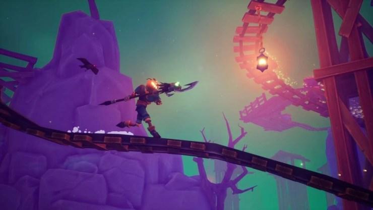 El halloweenesco juego indie Pumpkin Jack llegará a PS5 y Xbox Series X S