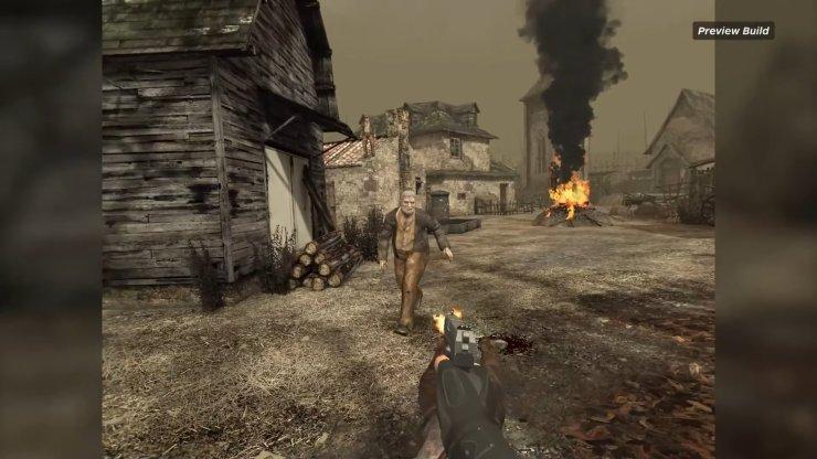Resident Evil 4 ya tiene fecha de lanzamiento en realidad virtual VR