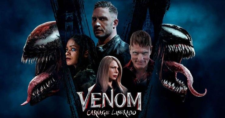 Cuál es la novela que aparece en la escena después de créditos de Venom: Carnage liberado El Venom Universo Cinematográfico de Marvel