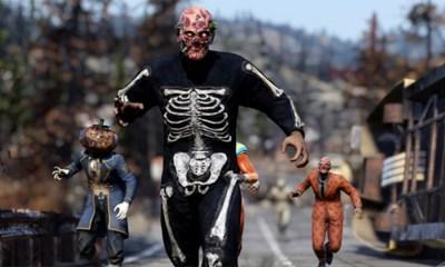 Fallout 76: celebren el día de las bombas con una semana de juego gratis y Halloween con Calcinados Espeluznantes
