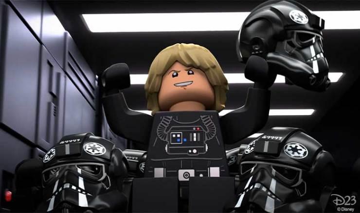 LEGO Star Wars Historias Aterradoras Reseña crítica análisis opinión especial halloween disney plus disney+