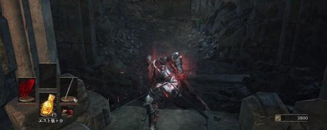 Dark Souls 3 Untended Graves Secret Area