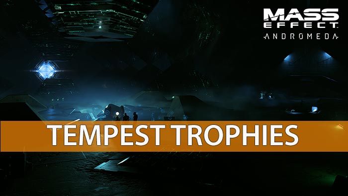 how to call tempest in mass effect