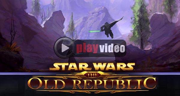 Star Wars The Old Republic Corellia Datacron Locations Guide