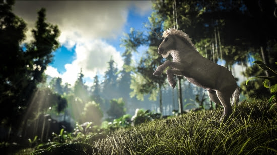 ARK: Survival Evolved Receives Big Console Patch | PS4
