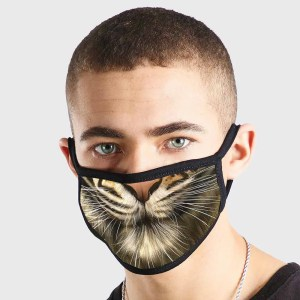 Animal Tiger Non Medical 3 Ply Face Mask