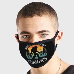Yeti Social Distancing Champion Non Medical 3 Ply Face Mask