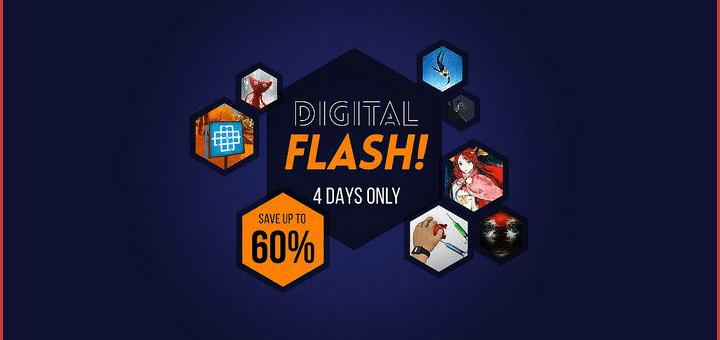 Digital Flash Playstation Store