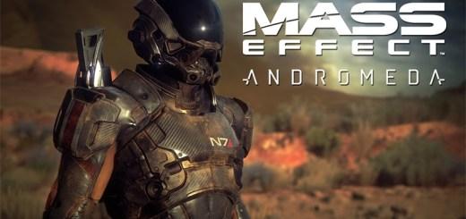 Mass Effet Andromeda