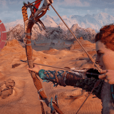 Horizon Zero Dawn test