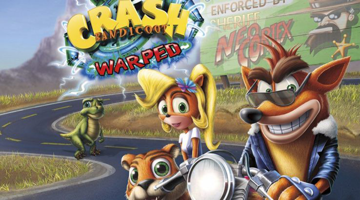 Guide des trophées de Crash Bandicoot : Warped