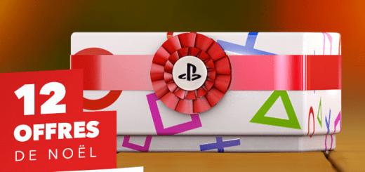 Playstation Store 12 offres de Noël