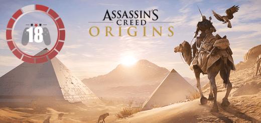 Assassin's Creed Origins test