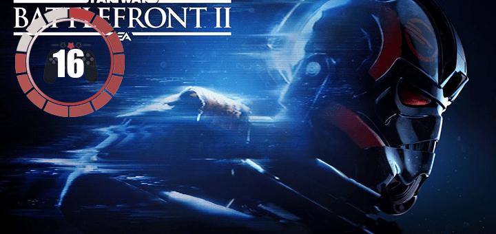 Star Wars Battlefront II test