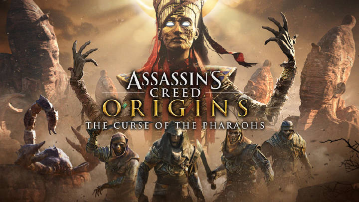 Guide des trophées d'Assassin's Creed Origins : The Curse of the Pharaohs (PS4)