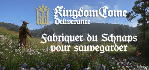 Kingdom Come Deliverance Schnaps